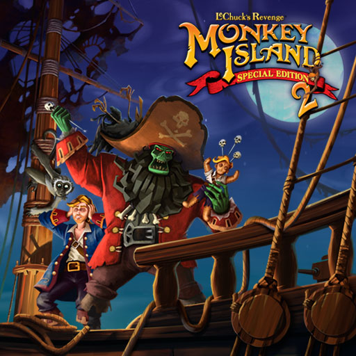 Monkey Island 2 Special Edition: LeChuck's Revenge app con