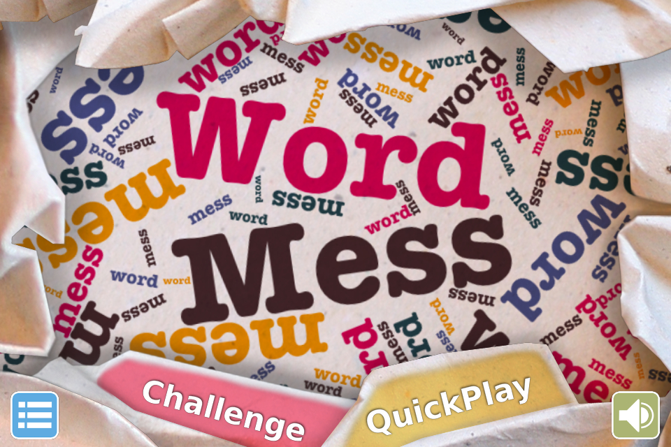 Word Mess - Educational App